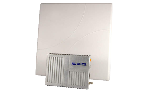 9502 BGAN M2M External Antenna Terminal | Hughes