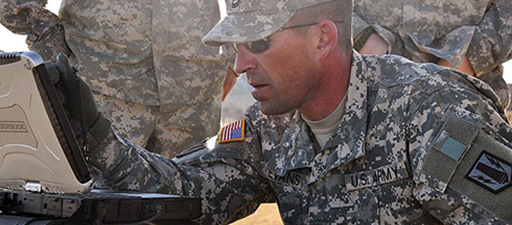 Military User