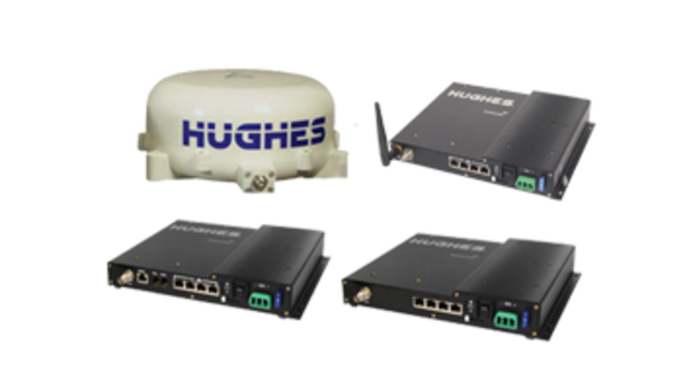 Hughes_9450-C11 BGAN Series Mobile